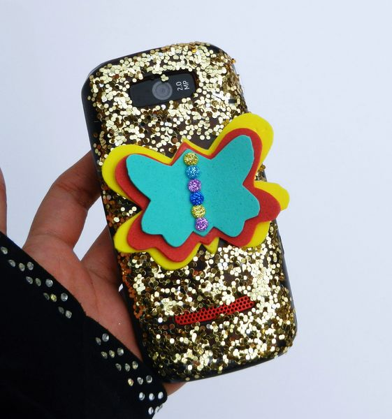 Cell Phone Decorating Ideas (DIY)