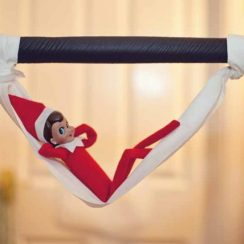 70+ Cute Elf on The Shelf Ideas