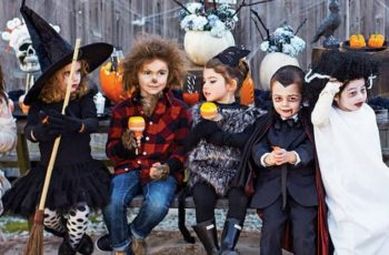 70 Incredibly Halloween Costumes for Kids