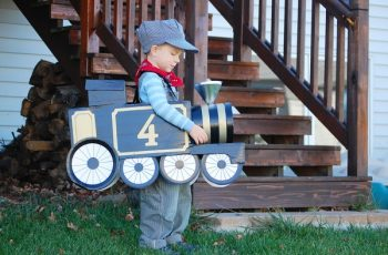 50 Amazing Toddler Halloween Costumes Ideas