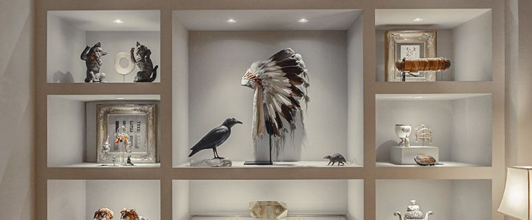 20 Amazing DIY Ideas for Display Cases