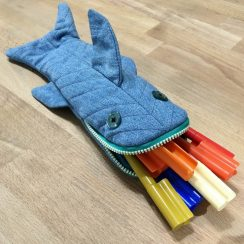 20 DIY Pencil Case Ideas